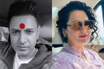 After Diljit Dosanjh, Gippy Grewal Slams Kangana Ranaut; Shares A Meme As Dosanjh Mocks Her 'Heroingiri'