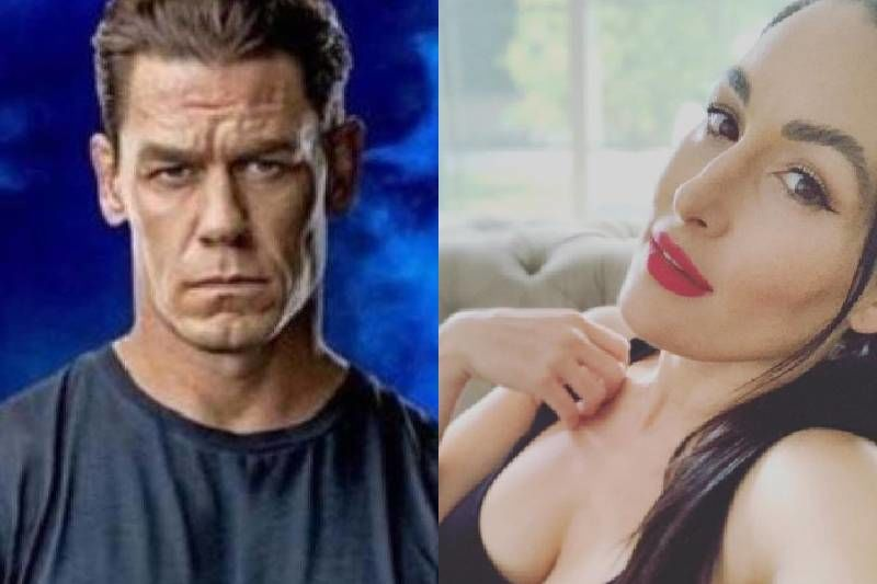 WWE Star John Cena's Ex Nikki Bella Congratulates Him On His Wedding; Says She Is Happy For Him