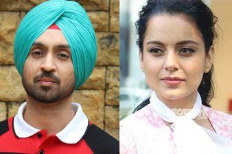 Kangana Ranaut Gets Into A Social Media War With Diljit Dosanjh As She Calls Him Karan Johar's Pet And Tweets 'O Chamche Chal;' Diljit Responds