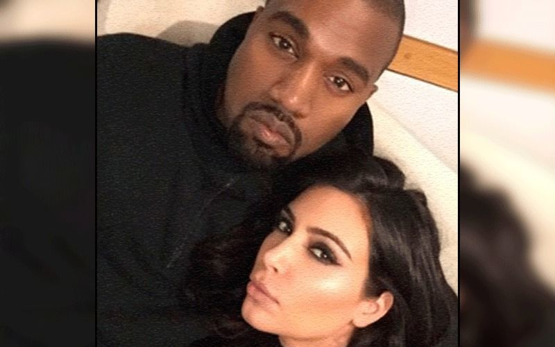 After Filing For Divorce, Kim Kardashian And Kanye West Only 'Strictly' Talk About Their 4 Kids- REPORT