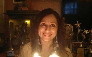 Kishori Shahne Celebrates Hubby Deepak's Birthday With Great Fanfare