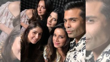 The Fabulous Lives Of Bollywood Wives: After Madhur Bhandarkar's Hard-Hitting Reply, Karan Johar Posts A Selfie: 'Love Us Troll Us But We Know You Won't Ignore Us'