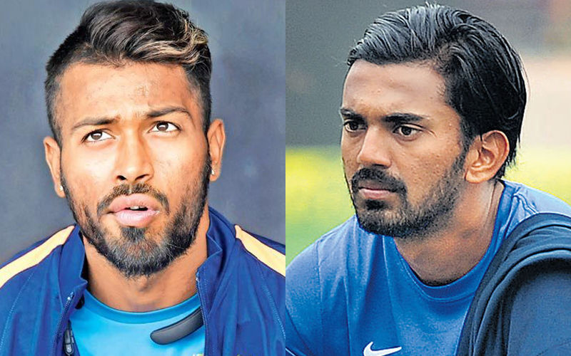 Mumbai Police Takes A Strong Dig At Hardik Pandya And KL Rahul