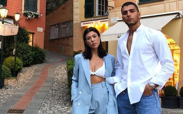 Kourtney Kardashian And Ex Younes Get Cosy At A Night Club; Have Been Going Out For Months - Reports