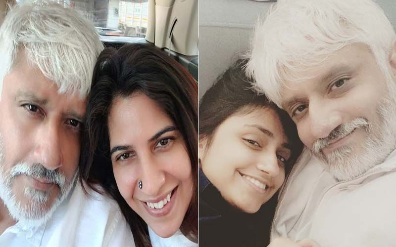 Vikram Bhatt Opens Up On Finding Love In Shwetambari Soni; Filmmaker's Daughter Krishna Says She Found Out About His Secret Wedding 'Much Later'