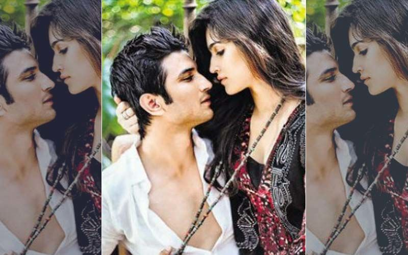 Did Sushant Singh Rajput Just Extend An Olive Branch To Ex-Girlfriend Kriti Sanon?