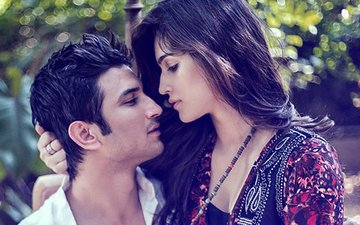 Kriti Sanon Finally Hints 'I Love Sushant Singh Rajput'