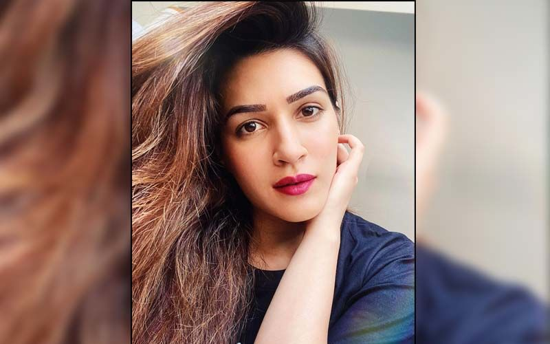 Bhediya: Kriti Sanon Gives Fans A Glimpse Of The Fun On Sets With Varun Dhawan, Says 'The Wolfpack Loves Ziro' - WATCH
