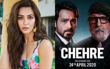 Chehre: Kriti Kharbanda Shown The Door By Makers Of The Amitabh Bachchan Starrer Due To Her Starry Tantrums?