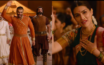 Panipat Song Mann Mein Shiva: Arjun Kapoor - Kriti Sanon Impress With Their Victory Dance In This Thumping Song