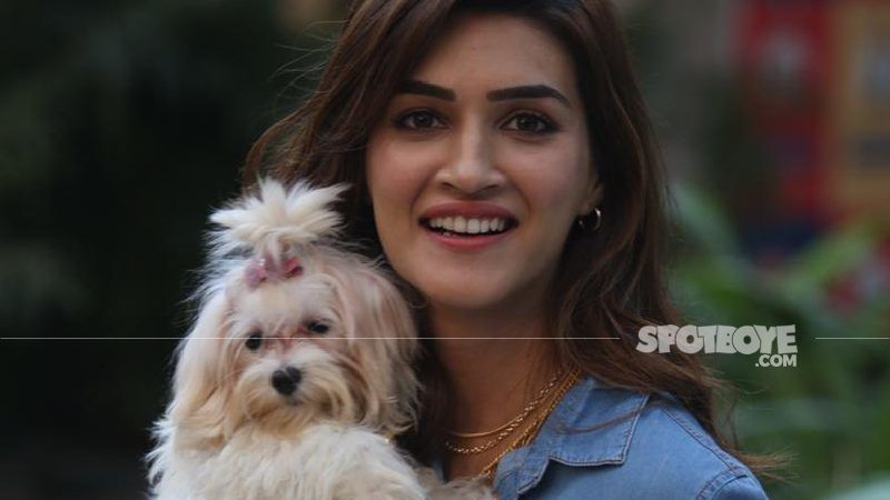 Kriti Sanon Demonstrates Her Poetry Skills And Pens That She Wants To Be 'The Black And White Moment'; Waah Kya Baat Hai