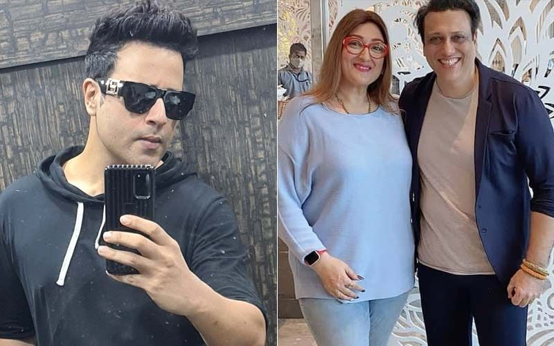 Krushna Abhishek Calls For Peace, After Govinda's Wife Sunita Ahuja's 'Never Want To See His Face' Remark