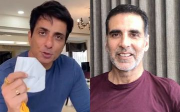 Sonu Sood Describes Akshay Kumar's Superpower On No Filter Neha; 'Note Badi Teezi Se Ginta Hai'