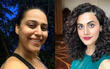 Swara Bhasker And Taapsee Pannu's Fans Trend 'SwaraTaapsee RealOutsiders' On Twitter; Trolls Counter-Attack With Memes