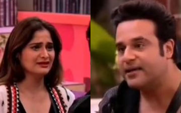 Bigg Boss 13: Arti Singh's Brother Krushna Abhishek Enters The Show; Lady Breaks Down To Know He Is Proud