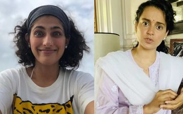 Kubbra Sait 'Passionately Supports' #SuspendTeamKangana Trend On Twitter; Team Kangana Ranaut Hits Back Asking 'What Damage Has She Done To You'