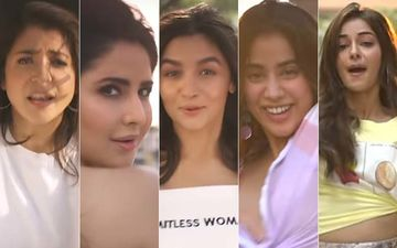 Angrezi Medium Song Kudi Nu Nachne De: Anushka, Katrina, Alia, Janhvi, Ananya Dance Like No One's Watching