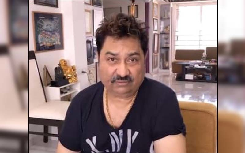 Kumar Sanu Receives The First Dose Of COVID-19 Vaccine; Shares A Fun Video And Encourages Others To Take Vaccine - WATCH