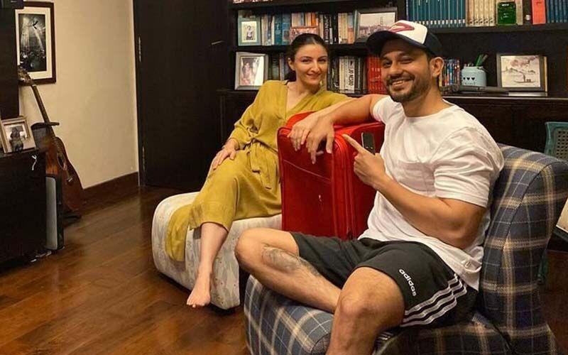 Soha Ali Khan Gives An Inside Tour Of Her And Kunal Kemmu's Home-WATCH Video