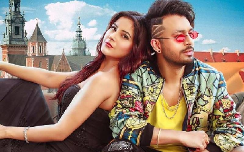 Kurta Pajama Song Out: Shehnaaz Gill's Glamour Quotient Is At Its Peak In This Peppy Number With Tony Kakkar - WATCH Here
