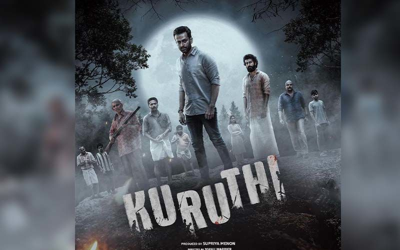 Kuruthi: Trailer Of Prithviraj Sukumaran And Manu Warrier's Edge-Of-The-Seat Thriller To Release Tomorrow; Makers Share A New Poster From The Film