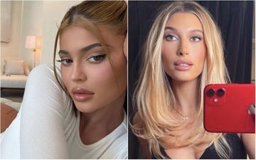 Justin Bieber's Wifey Hailey Baldwin Goes Topless For Magazine Cover Shoot, Flaunts Her Sexy Tattoo While Wishing Birthday Girl Kylie Jenner