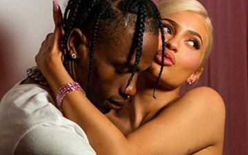 Kylie Jenner Goes All Nude And Shows Off Her Curves In A Photoshoot With Travis Scott For Playboy