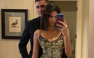 Kendall Jenner Breaks The Quarantine Rule; Drives Around Hollywood With Rumoured BF Fai Khadra Despite 'Safer At Home' Orders