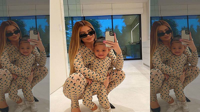 Kylie Jenner Posts An Adorable Pic As She Puts Her Daughter Stormi Webster To Sleep; Calls It The 'Sweetest Love'