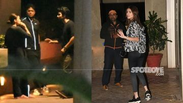 Alia Bhatt Snapped With Lovebirds Tara Sutaria-Aadar Jain At BF Ranbir Kapoor's House; Double Date Much? – PICS