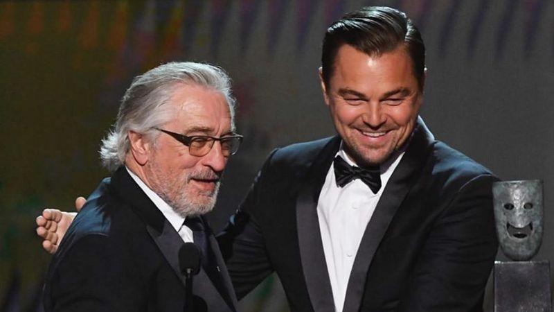 BIG NEWS- Leonardo DiCaprio, Robert De Niro Come Onboard For Martin Scorsese's Killers Of The Flower Moon