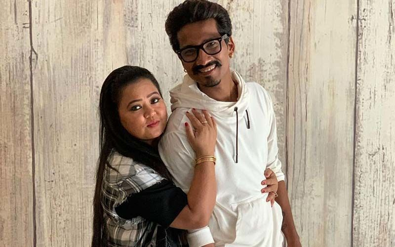 Candid Moments From Bharti Singh And Haarsh Limbachiyaa's Dreamy Wedding