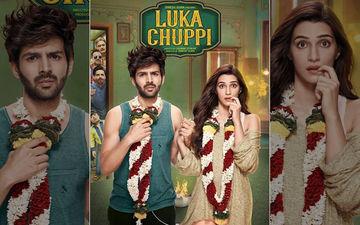 Kartik Aaryan-Kriti Sanon's Luka Chuppi Cleared With 4 Cuts