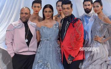 Lakme Fashion Week 2019: Tabu, Karan Johar Turn Showstoppers For The Opening Night Enthralling One And All