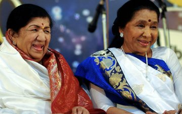Lata Mangeshkar And Asha Bhosle Congratulate Indian Army For The Successful Surgical Strike