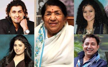 Industry Pays Tribute To Lata Mangeshkar