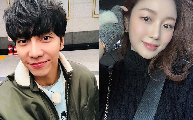 Mouse Actor Lee Seung Gi Confirmed To Be Dating Lee Da In And Fans Are Jumping With Joy
