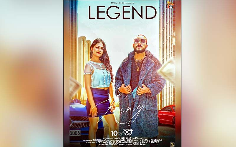 Legend By Bunty King Haryana Playing Exclusively On 9X Tashan