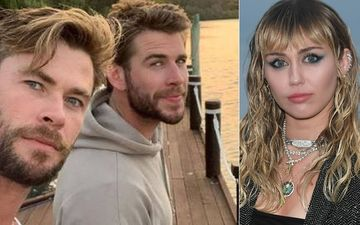 Chris Hemsworth Stands Up For Brother Liam Hemsworth, Reportedly Asks Miley Cyrus To Stop Playing Games With Him