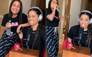 Lilly Singh Aka Superwoman Sings Neha Kakkar's Aankh Marey But With A Twist!