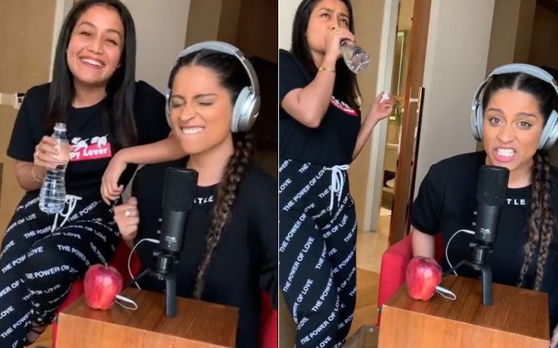 Lilly Singh Aka Superwoman Sings Neha Kakkar's Aankh Marey But With A Twist!