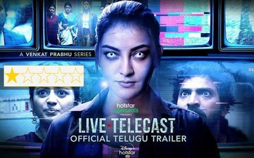Live Telecast Review: Spooks Shivers And Scares Were Never Funnier Than This