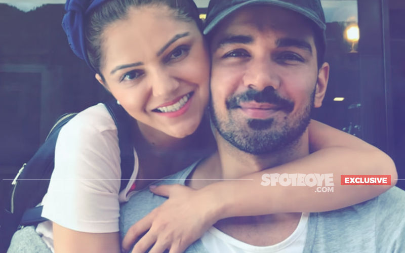 Love & Desire: Here Are Rubina Dilaik's Personal Moments With Abhinav Shukla
