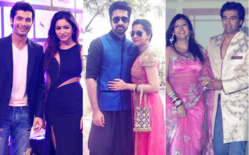 What's Happening? 5 TV Couples Have Parted Ways In The Last 5 Months!
