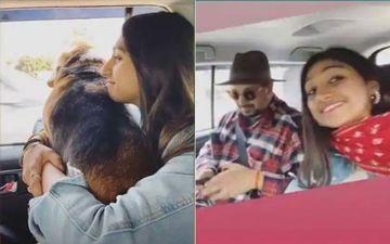 Yeh Rishta Kya Kehlata Hai's Mohena Kumari Singh Takes Off To Dehradun With Hubby; Celebrates 5-Month Anniversary