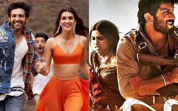 Luka Chuppi, Sonchiriya Box-Office Collection, Day 2: Kartik-Kriti Gallop Away, But Sushant-Bhumi Are Non-Starters