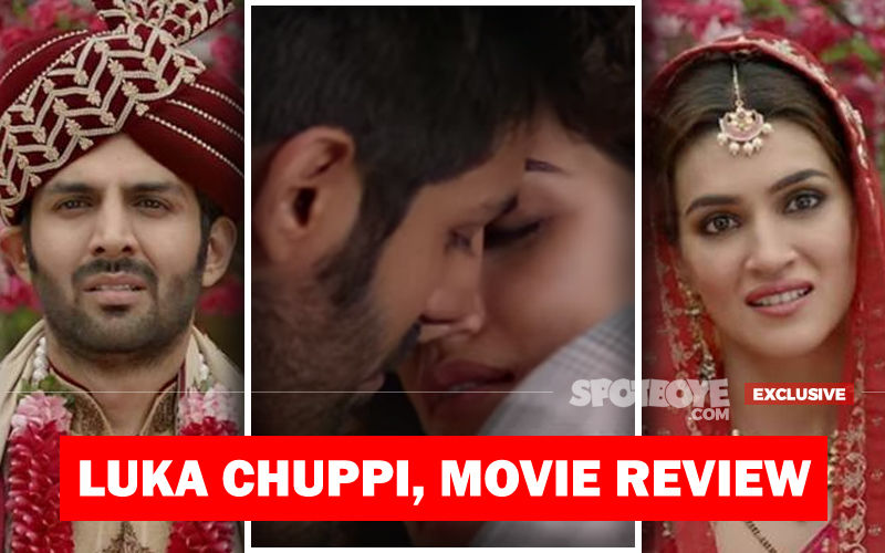 Luka Chuppi, Movie Review: Look, Kartik Aaryan-Kriti Sanon Is Hmmm... Yippee!