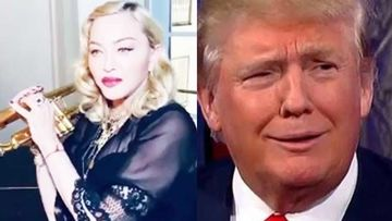 Madonna Lashes Out At Donald Trump; Calls Him 'White Supremacist Aka Nazi Aka Sociopath' Over His Statements On Coronavirus Testing In The US