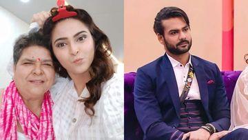 Bigg Boss 13: Madhurima Tuli's Mom Blames Daughter And Vishal Aditya Singh's 'EGO' For Their Break-Up  – VIDEO