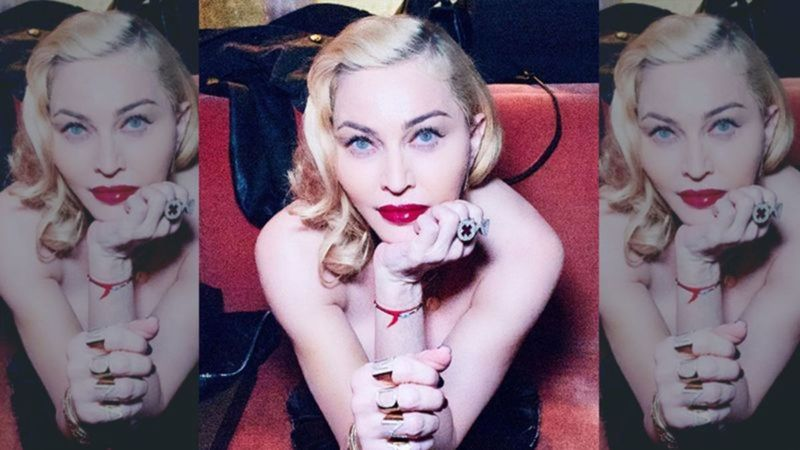 George Floyd Death: Madonna Joins Black Lives Matter Protest In London, Gets SLAMMED; Furious Netizens Ask, 'Where's Her Mask?' - VIDEO